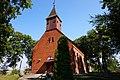 Kościół pw. wezwaniem Św. Mikołaja we wsi Dalwin - panoramio.jpg