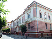 Kolomea Savings bank Teatralna st 27-1.jpg