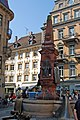 Konstanz - Marktstätte, Kaiserbrunnen (9510109254).jpg