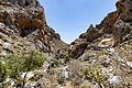 Kourtaliotiko Gorge in Rethymno on the island of Crete, Greece.jpg