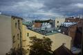 Kraków, ul. Św. Marka 20, kamienica, widok z trzeciego piętra w kierunku ul. Basztowej; fot. 6.png