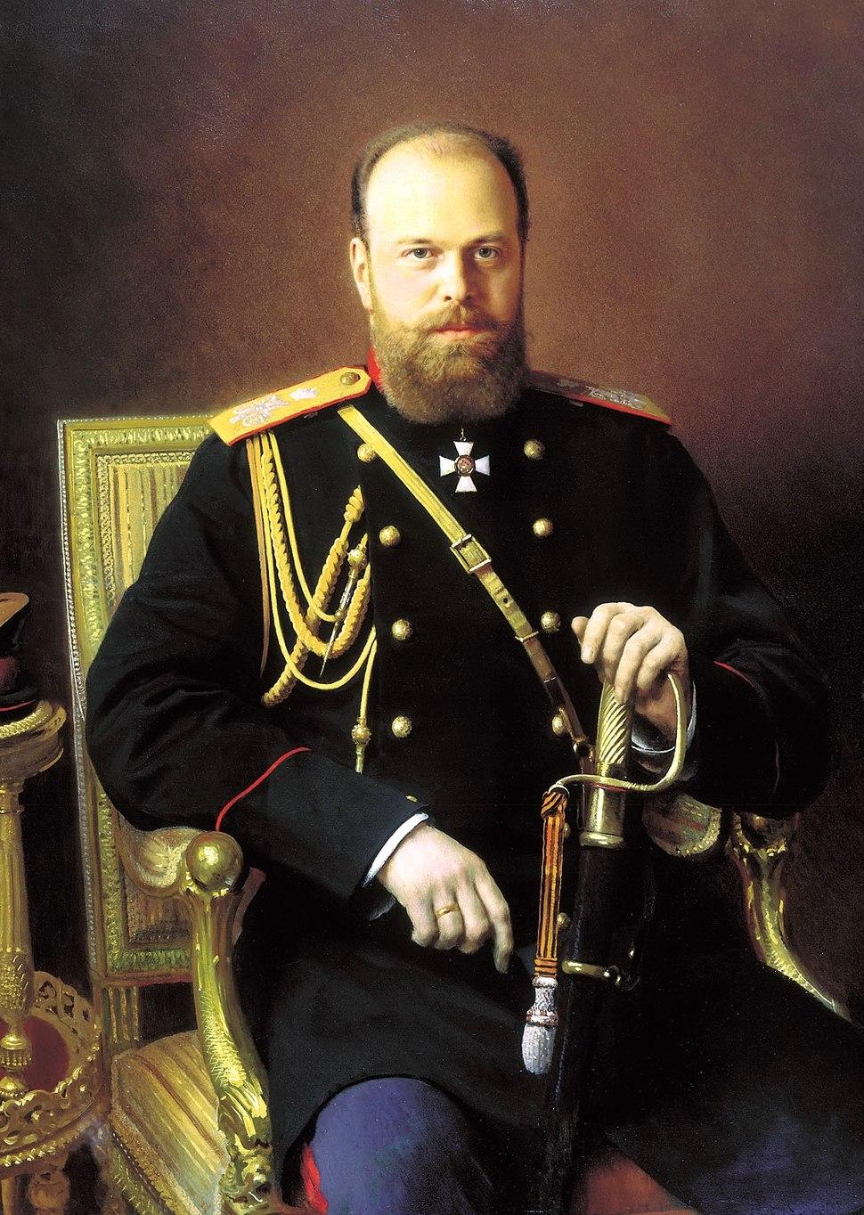 Kramskoy Alexander III (1)