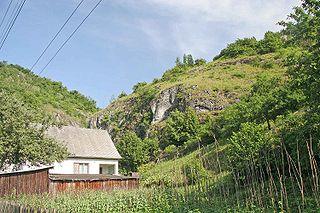 Krivoklát, Ilava District Municipality in Slovakia