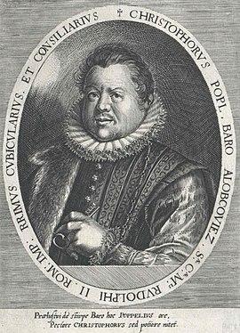 Christoph Popel von Lobkowitz