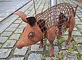 Kunst im Dorf bei Bodenmais...Bayern 334WI.jpg