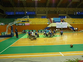 Kuwait mens national wheelchair basketball team
