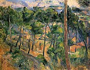 L'Estaque, vue à travers les pins, par Paul Cézanne.jpg