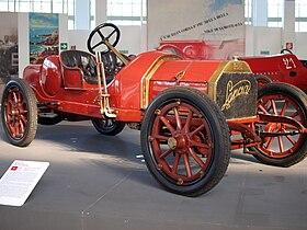 https://upload.wikimedia.org/wikipedia/commons/thumb/7/73/L%27evolutione_dell%27automobile_Lancia.jpg/280px-L%27evolutione_dell%27automobile_Lancia.jpg