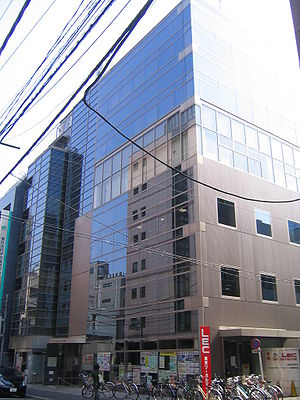 Juku - LEC, one cram school company in Japan