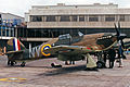 LF363 Hawker Hurricane Mk IIc Royal Air Force BBMF MAN JUL88 (13532862033).jpg