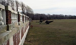 La Salle Military Academy - The Esplanade