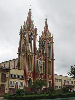 La Capilla - Image: La Capilla, Boyacá, Colombia