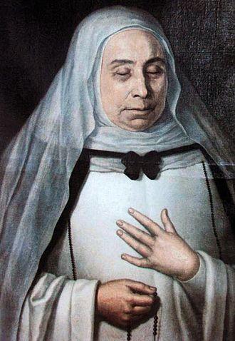 Mary of Jesus de León y Delgado - La Siervita (The Little Servant)
