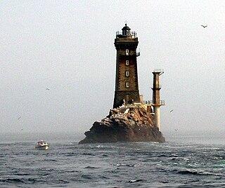 La Vieille lighthouse in Finistère, France