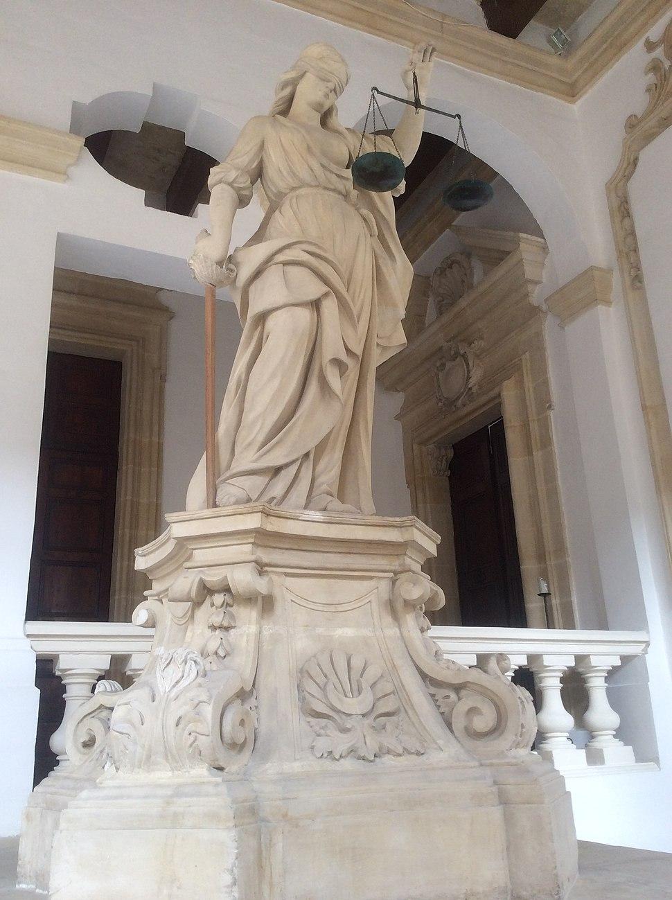 Lady Justice at Castallania, Malta.jpeg