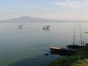 Lake Zumpango - Lake Zumpango