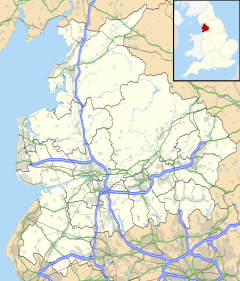 Appley Bridge is located in Lancashire
