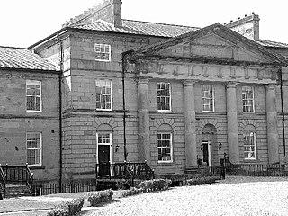 Lancaster Moor Hospital Hospital in Lancashire, England