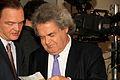 Landtagswahl Nds 2013 - Alexander zu Schaumburg-Lippe und Helmut Markwort by Stepro IMG 9145.JPG