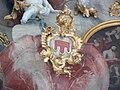 Langenargen Pfarrkirche Hochaltar Wappen Montfort.jpg