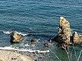 Las Rocas en los Acantilados de Maro-Cerro Gordo.JPG