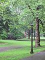 Laurelhust Park lightpost, Portland, May 21, 2012.JPG