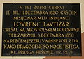 Lavtizar plaque Kranjska Gora Slovenia.JPG