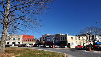 Lawrence County, Tennessee - Lawrenceburg