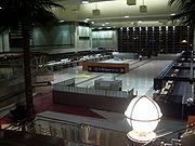 Tom Bradley International Terminal at early morning