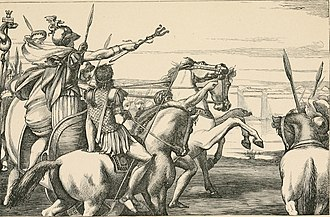 Mamilia (gens) - Image: Lays of ancient Rome, with Ivry, and The Armada; (1904) (14784998215)