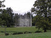 Le Châtellier (35) Château de La Vieuville 02.jpg