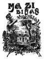 Le Guennec - Ma zi bihan, 1912.png