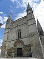 Le Puy-Notre-Dame (49) Collégiale 01.JPG