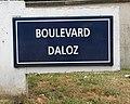 Le Touquet-Paris-Plage 2019 - Boulevard Daloz (bleu).jpg