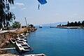 Le canal de Corinthe en juillet 2009 - 3.jpg