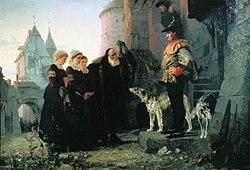 Le droit du Seigneur by Vasiliy Polenov.jpg