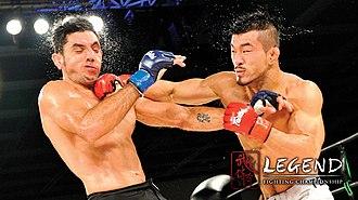 Legend Fighting Championship - Legend Fighting Championship 3, Hong Kong.