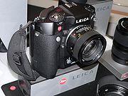 The R9, la última reflex de Leica