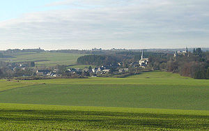 Leignon - Image: Leignon View