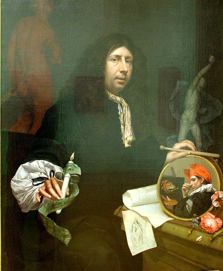 Portrait of Gerard ter Borch?