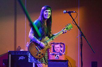 Lemuria (American band) - Sheena Ozzella in Raleigh NC, 2014