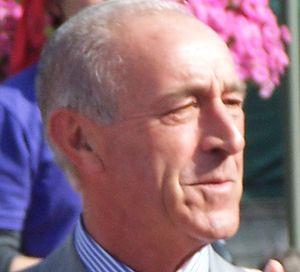 British dance judge Len Goodman.