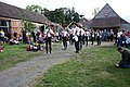 Leominster Morris Men at Hellens, Much Marcle - geograph.org.uk - 1529132.jpg