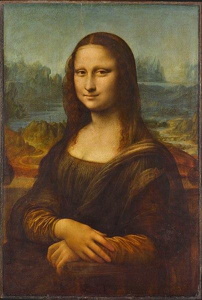 Archivo:Leonardo da Vinci - Mona Lisa (Louvre, Paris).jpg