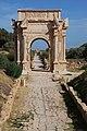 Leptis Magna - Arco di Settimio Severo - panoramio.jpg