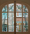 Les vitraux du Castel Béranger (Hector Guimard) (5478757835).jpg