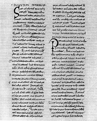 Svatopluk I of Moravia - The papal letter Scire vos volumus,  written in 879 by Pope John VIII to Svatopluk I