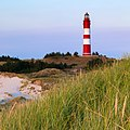 Leuchtturm Amrum während der blauen Stunde.jpg