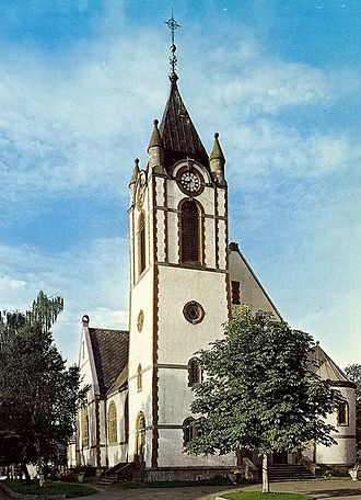 Levanger - Levanger Church
