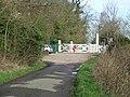 Level crossing - geograph.org.uk - 747994.jpg